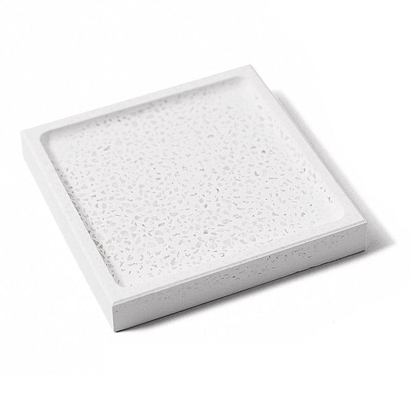 Cobblestone Diatomite Soap Tray - The Rugged Beard Company