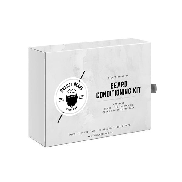 Small Beard Conditioning Gift Set