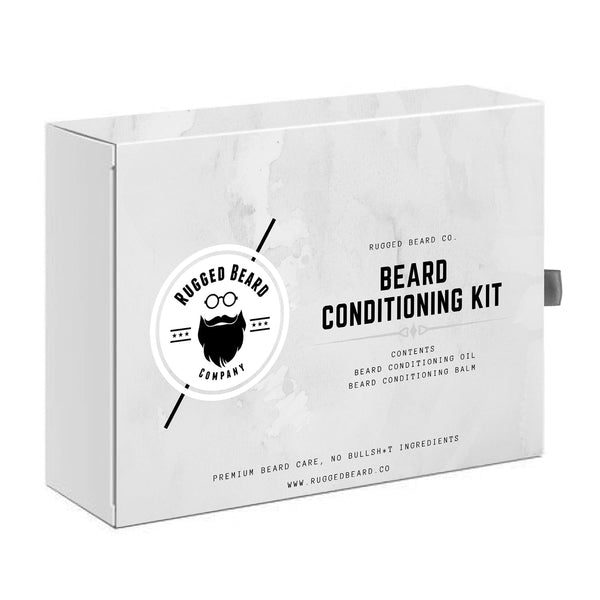 Large Beard Conditioning Gift Set