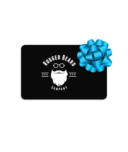 The Rugged Beard Company Gift Card - The Rugged Beard Company