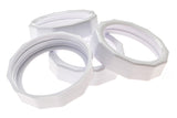 TOUGH BANDS <BR>Plastic Mason Jar Screw Bands <BR>(4-Pack)