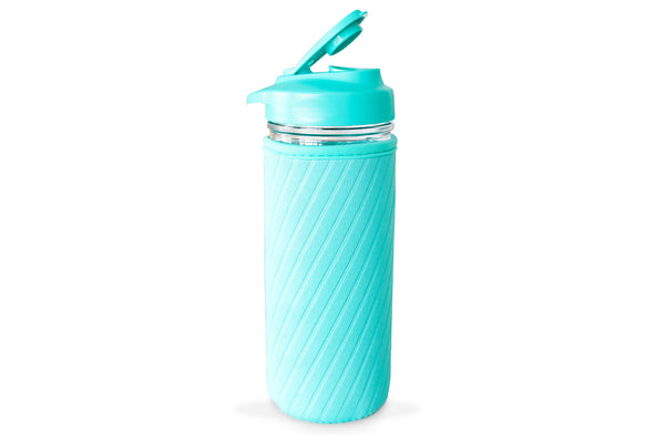 WATER BOTTLE SET <BR>Mason Jar Hydration <BR>(3-Piece Set)