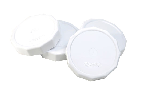 TOUGH TOPS <BR>Reusable Mason Jar Lids <BR>(4-Pack)