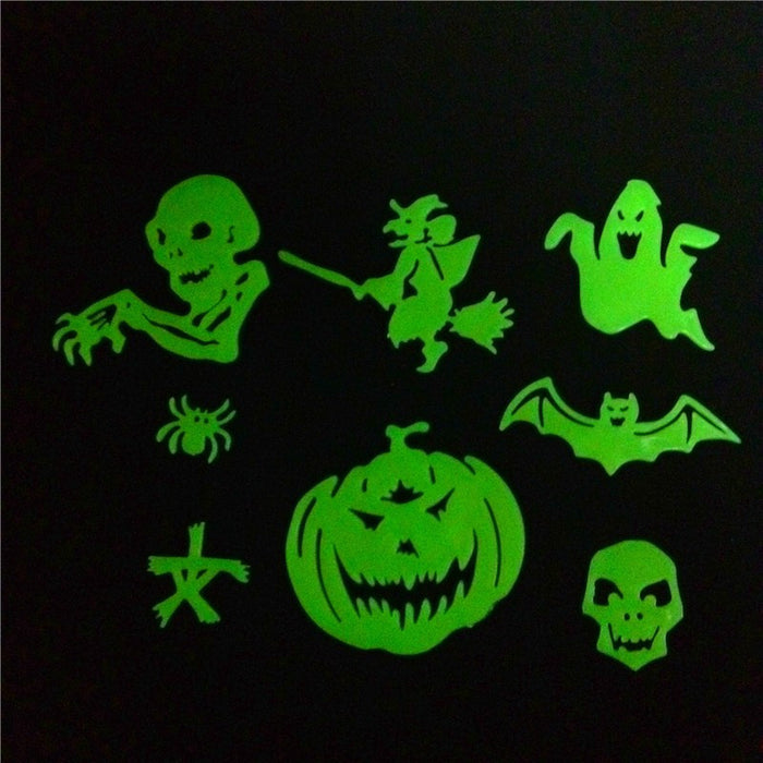 Glow In the Dark Packages (variations) - neli