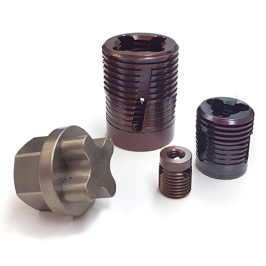Permanent Platen Thread Insert Repair & Accessories