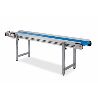 Linear Conveyor with PU/PVC Belt - Plastics Solutions USA