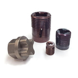 Permanent Platen Thread  Insert (mm) - Plastics Solutions USA