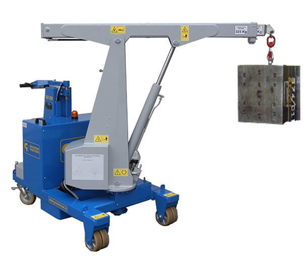 Electric Crane GB 300_TR Standard Series for Molds up to 300 kg