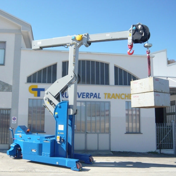 Electric Crane Minidrel 120S_HG Series for Molds up to 12,000 kg