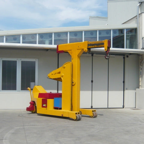 Electric Crane Minidrel 150S_HG Series for Molds up to 15,000 kg