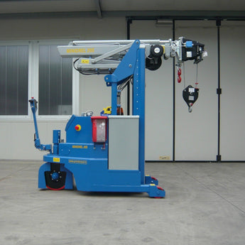 Electric Crane Minidrel 20S_HG Series for Molds up to 2,000 kg