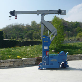 Electric Crane Minidrel 40S_HG Series for Molds up to 4,000 kg