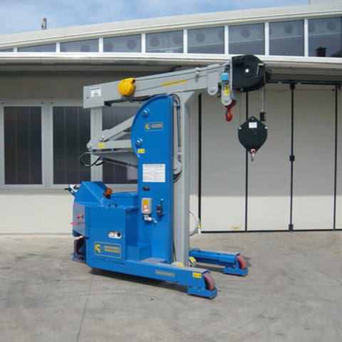 Electric Crane Minidrel 60S_HG Series for Molds up to 6,000 kg