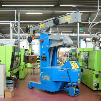 Electric Crane Minidrel 75S_HG Series for Molds up to 7,500 kg