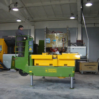 Electric Crane Transidrel 350B Series for Molds up to 35,000 kg