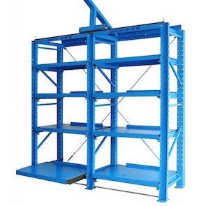Mold Racks (4 Rows / 2 Columns) - Plastics Solutions USA