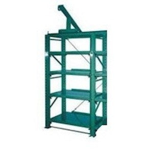 Mold Racks (4 Rows / 1 Column) - Plastics Solutions USA