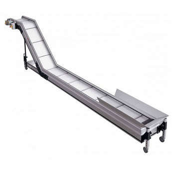 Inclined/Horizontal/Top Conveyor with PP/PA Modular Plastic Belt - Plastics Solutions USA