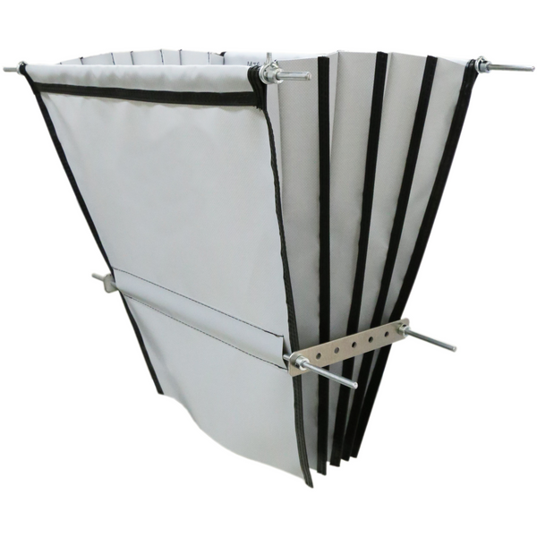 Tapered Guideskirt - Plastics Solutions USA