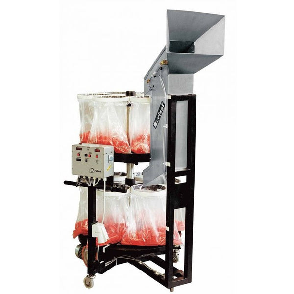Double carousel for bags - Plastics Solutions USA