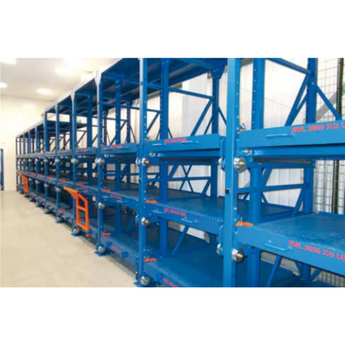 Heavy Duty Mold Rack - Plastics Solutions USA