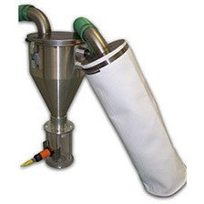 Remote Bag Filter - Plastics Solutions USA