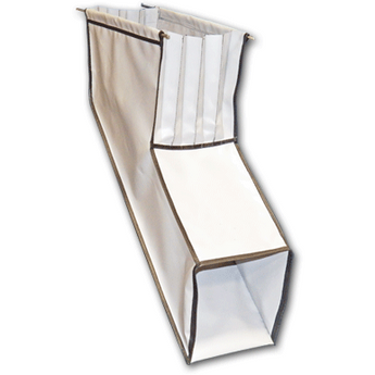 Soft Chute Guideskirt - Plastics Solutions USA