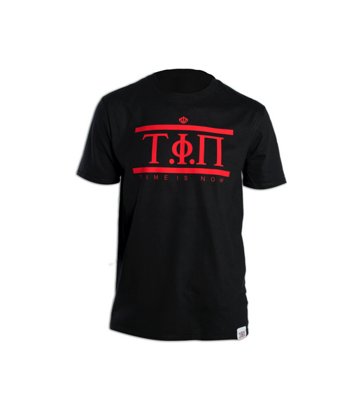 Signature Black/Red T-Shirt
