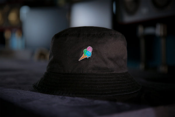 Ice Cream Bucket Hat-Time Is Now UK
