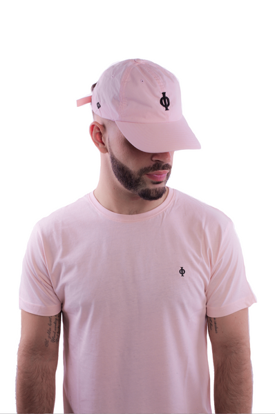 Rose Pink T-Shirt-Time Is Now UK