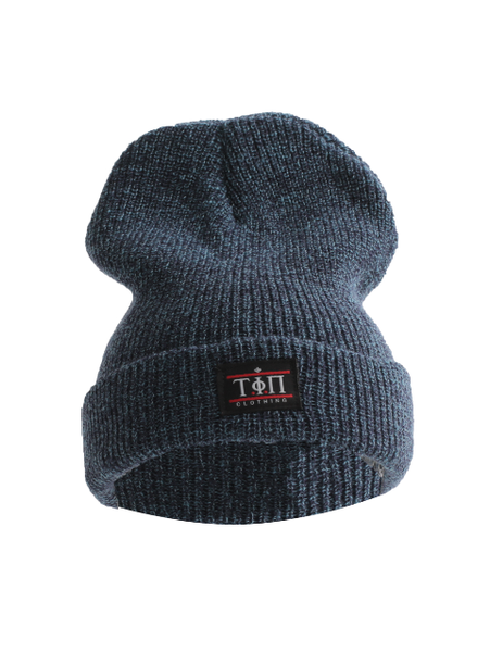 Antique Petrol Beanie-Time Is Now UK
