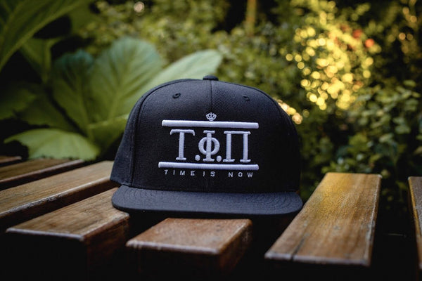 Black Snapback-Time Is Now UK