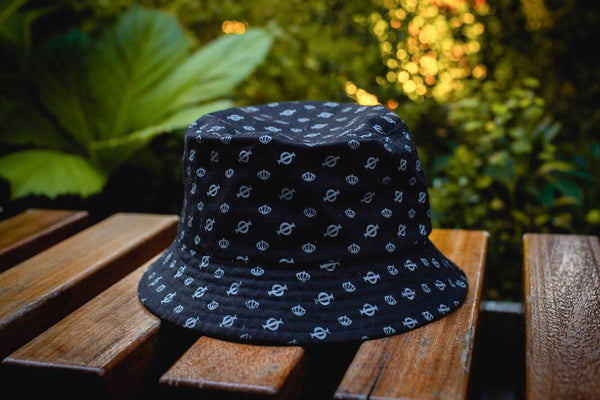 Print Bucket Hat-Time Is Now UK