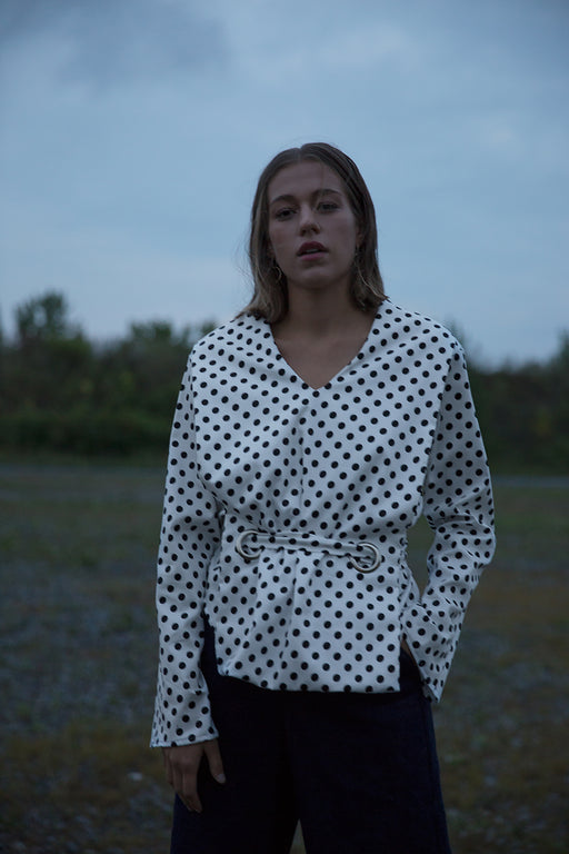 Alex Polka Dots Shirt