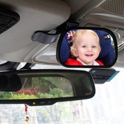 Car Safety | Back Seat Baby Safety Mirror
