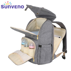 SUNVENO | New Large Capacity Baby Care Bag