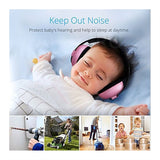 Latest Sound Insulation Technology |  3 Layer Hearing Protection Headphones