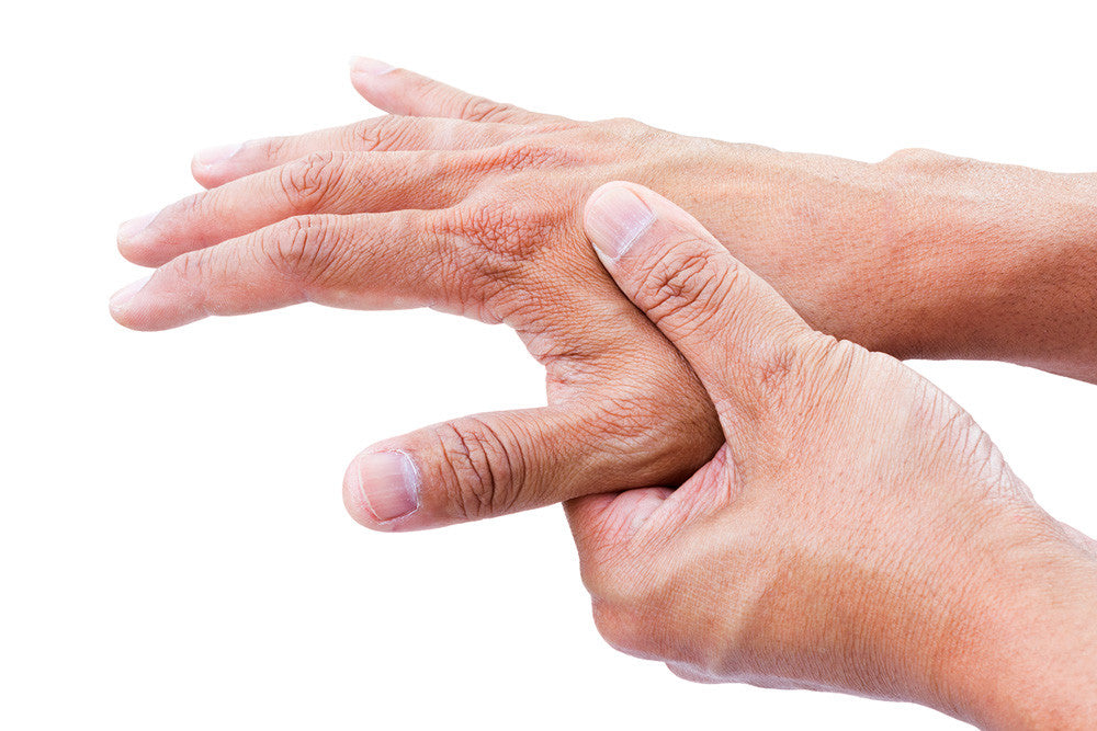 The Top 5 Natural Ways To Battle Rheumatoid Arthritis