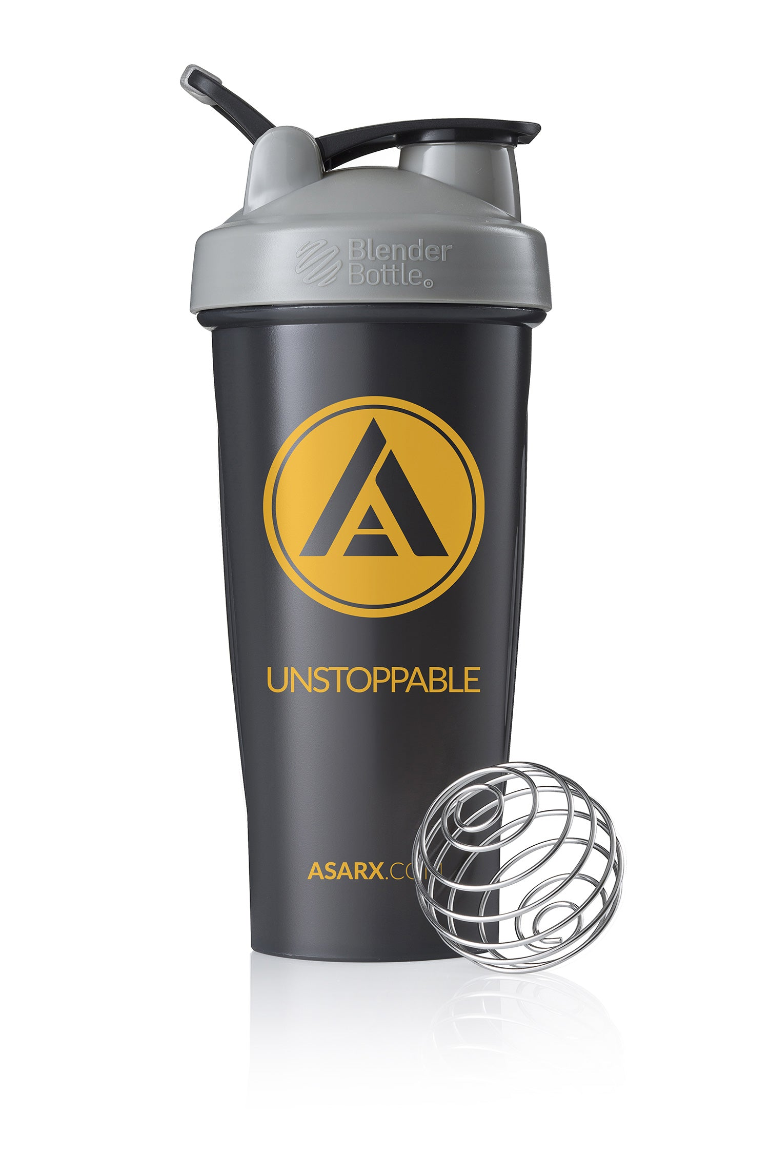 28 oz BPA Free Unstoppable Blender Bottle