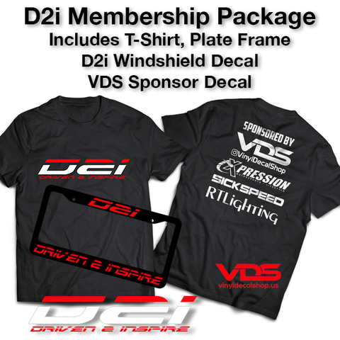 D2I Membership Package