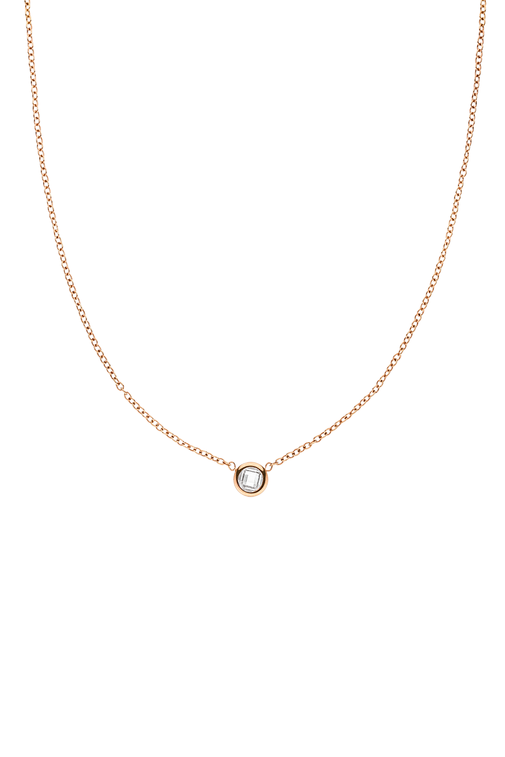 SPARKLE NECKLACE ROSÉGOLD