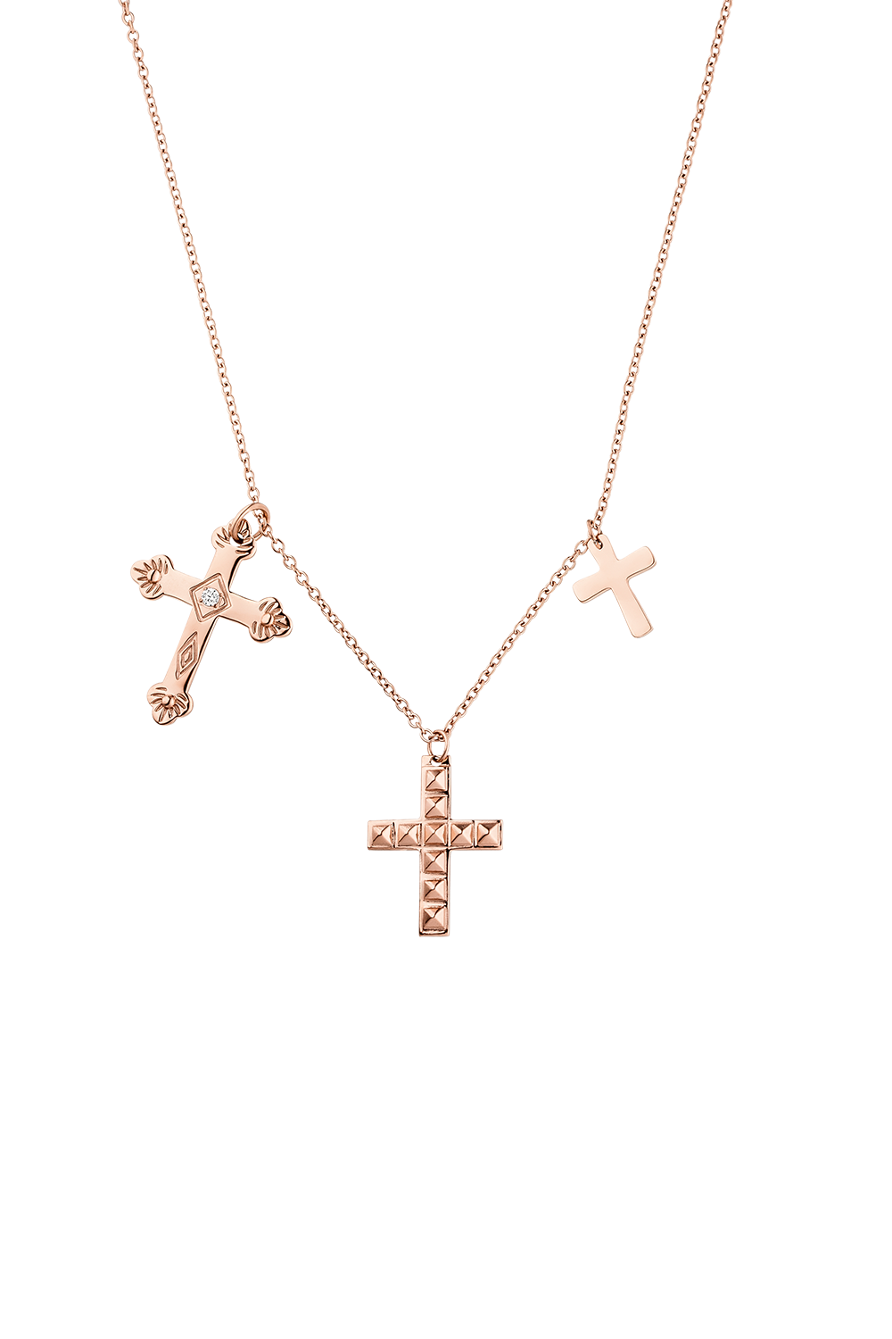 SAINT VALENTINE NECKLACE ROSÉGOLD