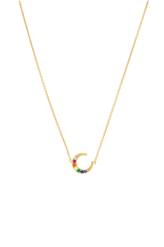 Necklaces 18k gold plated