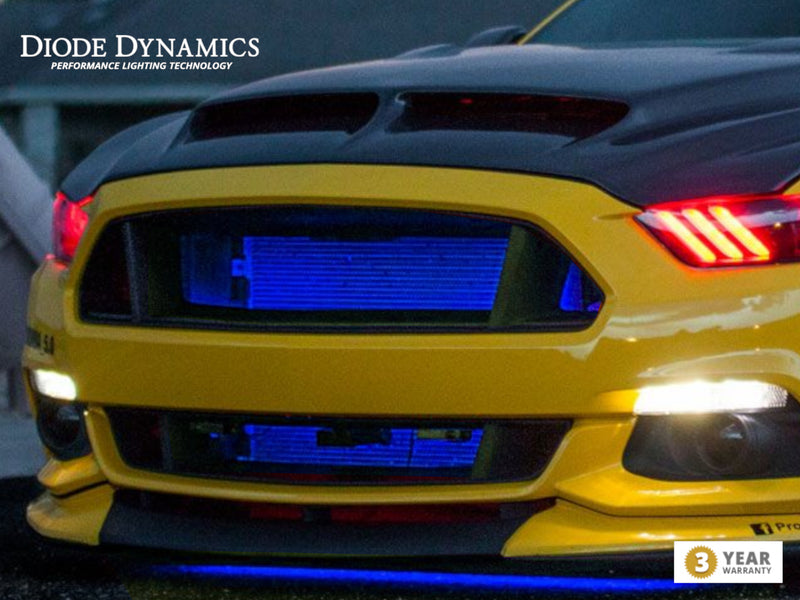 Single Color LED Grille Kit - Diode Dynamics