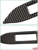2015-20 Mustang - Dashboard Strip Trim Overlay - Carbon Fiber - Dyna Performance