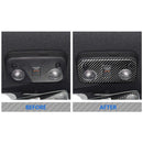 2015-20 Mustang - Dome Light Trim Overlay - Carbon Fiber - Dyna Performance