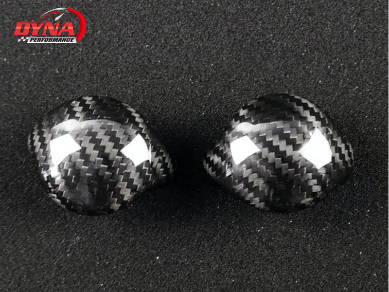 2015-20 Mustang - Gear Shift Knob Cover- Carbon Fiber - Dyna Performance