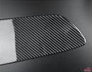 2015-20 Mustang - Rear Side Panel Overlay - Carbon Fiber - Dyna Performance