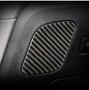 2015-20 Mustang - Storage Box Overlay - Carbon Fiber - Dyna Performance