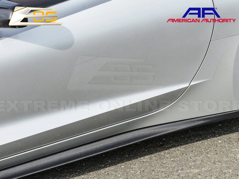 2014-19 Corvette - Performance Side Skirts - Carbon Fiber - Extreme Online Store